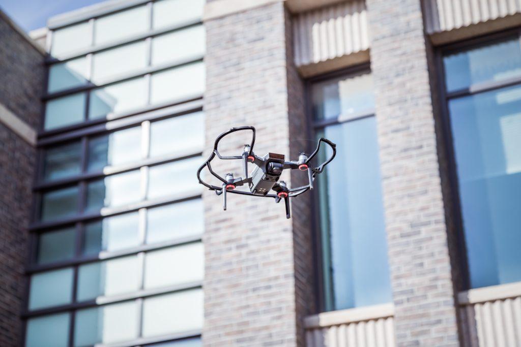 Visuel drone